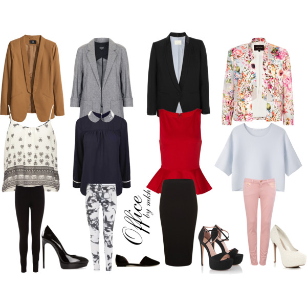 Office outfits - Polyvore