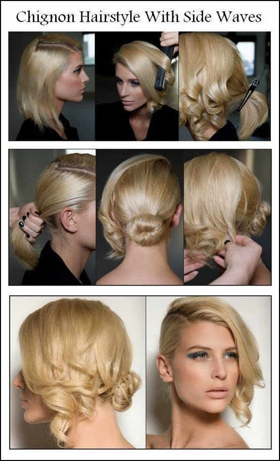 Enjoyable 12 Beautiful Amp Fashionable Step By Step Hairstyle Tutorials Hairstyles For Women Draintrainus
