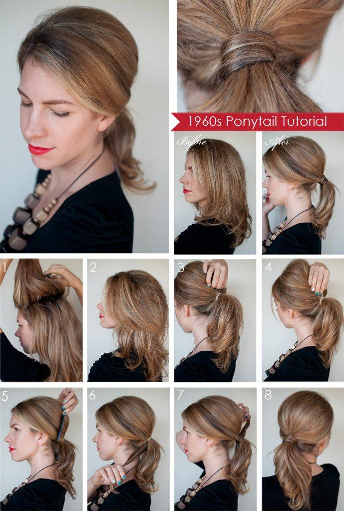Terrific 12 Beautiful Amp Fashionable Step By Step Hairstyle Tutorials Short Hairstyles Gunalazisus