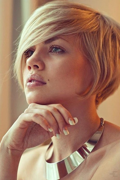 Incredible 17 Fashionable Hairstyles With Pretty Fringe For 2015 Styles Weekly Short Hairstyles For Black Women Fulllsitofus