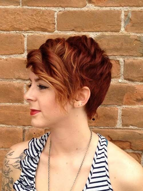 Excellent 25 Stunning Short Hairstyles For Summer Styles Weekly Hairstyle Inspiration Daily Dogsangcom