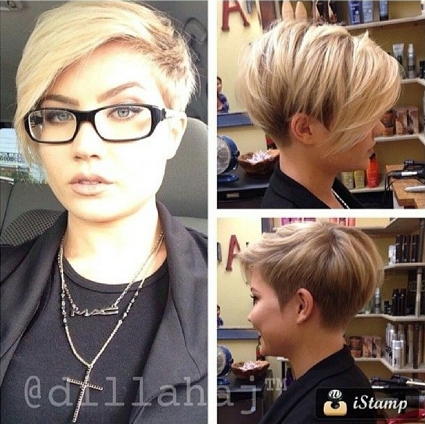 Peachy 25 Stunning Short Hairstyles For Summer Styles Weekly Hairstyle Inspiration Daily Dogsangcom