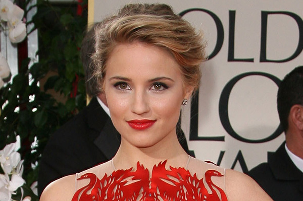 dianna-agron-golden-globe-makeup