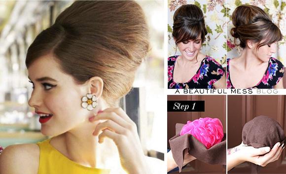 Fantastic 18 Graceful Vintage Hairstyle Tutorials Styles Weekly Short Hairstyles For Black Women Fulllsitofus