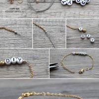 Alphabet Bracelet