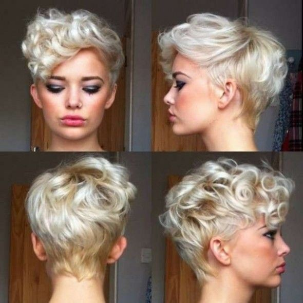 Coolest Short Haircuts for Curly Hair for 2014