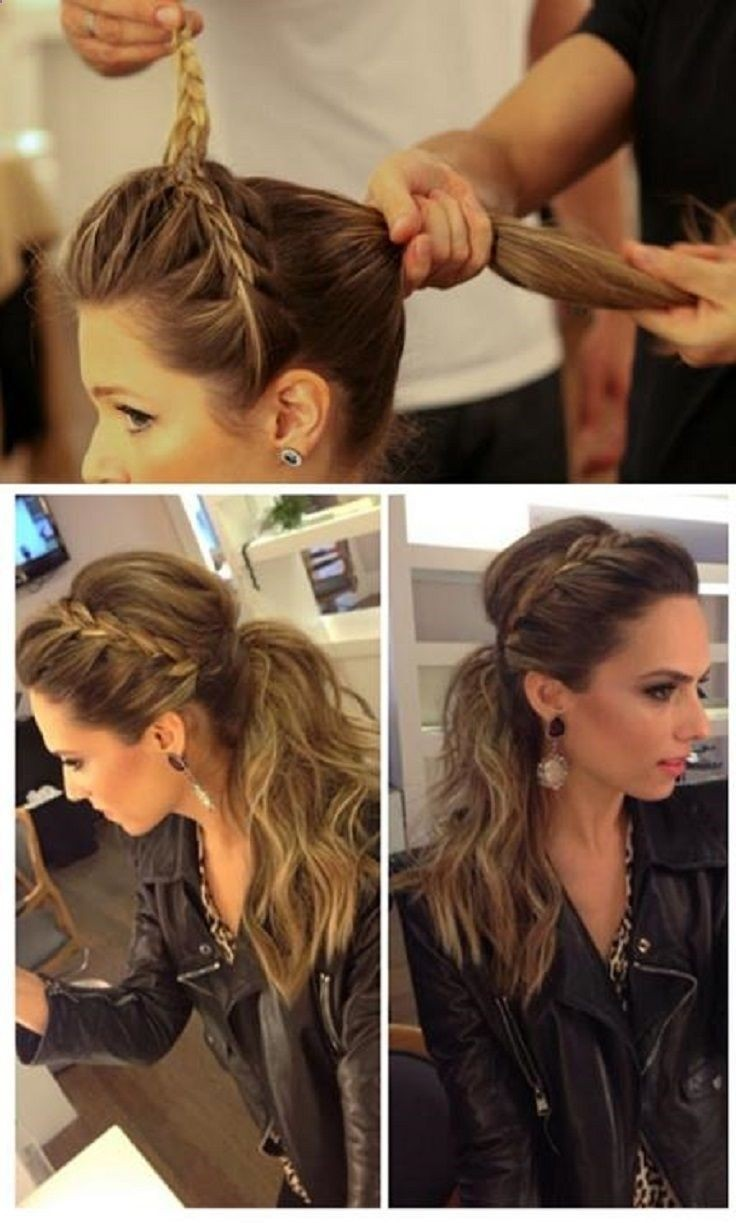 Sensational Top 10 Fashionable Ponytail Hairstyles For Summer 2017 Styles Weekly Short Hairstyles Gunalazisus