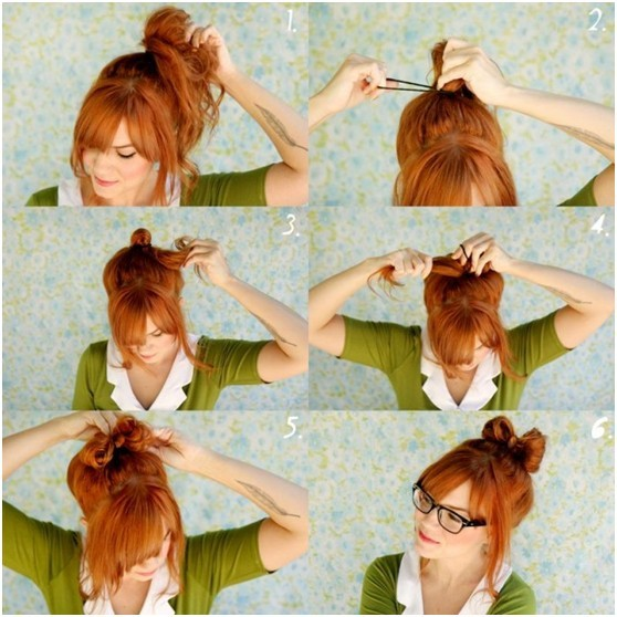 Cute Everyday Hairstyles: How to Style a Hair Bow