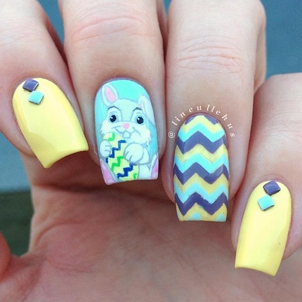 Cute Nail Design for Spring and Summer - Cute Nail Design For Spring And Summer Styles Weekly