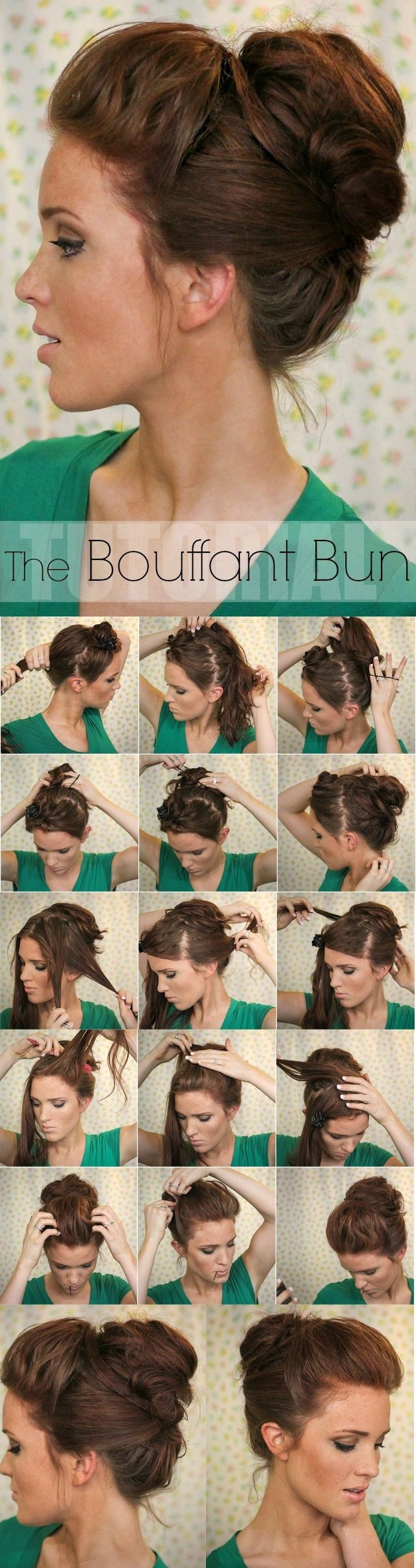 Wondrous 10 Simple Yet Stylish Updo Hairstyle Tutorials For All Occasions Short Hairstyles Gunalazisus