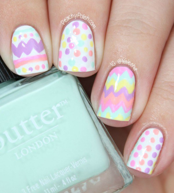 Sweet Pastel Nail Design - Sweet Pastel Nail Design Styles Weekly