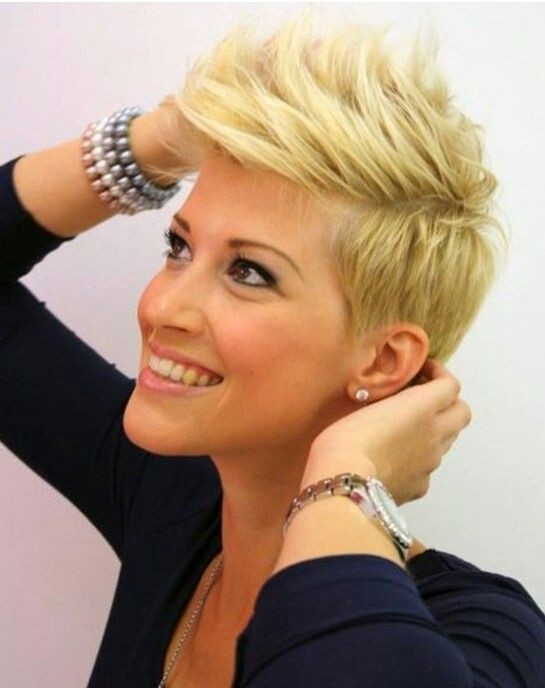 Trendy Pixie Haircuts : Short Hair Trends