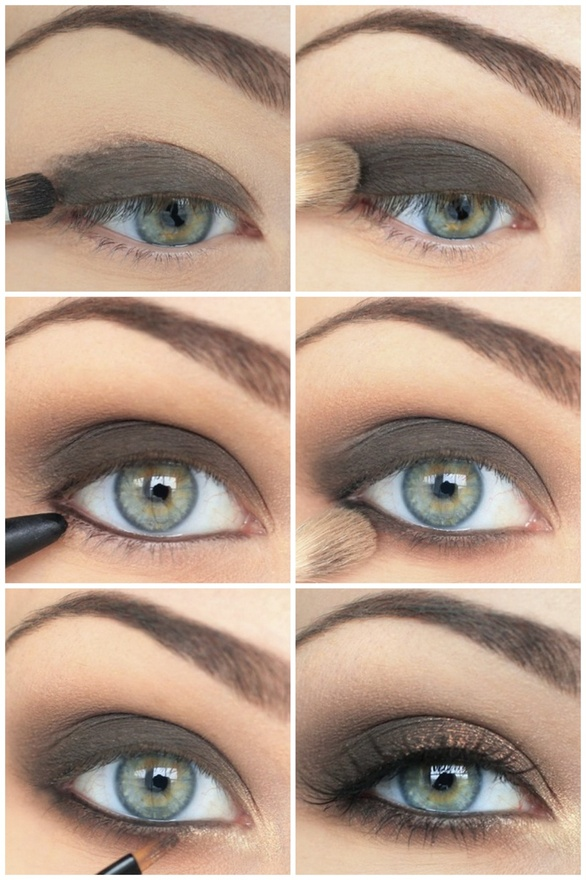 16 Green Eye Makeup Tutorials Fashionable Ideas