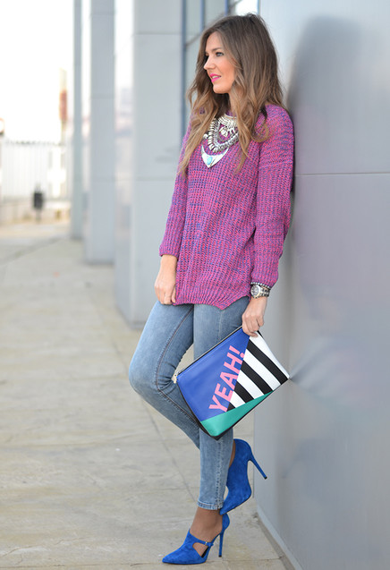 sheinside-fuchsia-pull-bear-blue~look-main-single