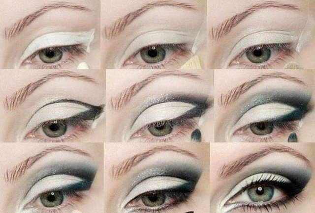 white-smokey-eye-makeup-tutorial-for-green-eyes