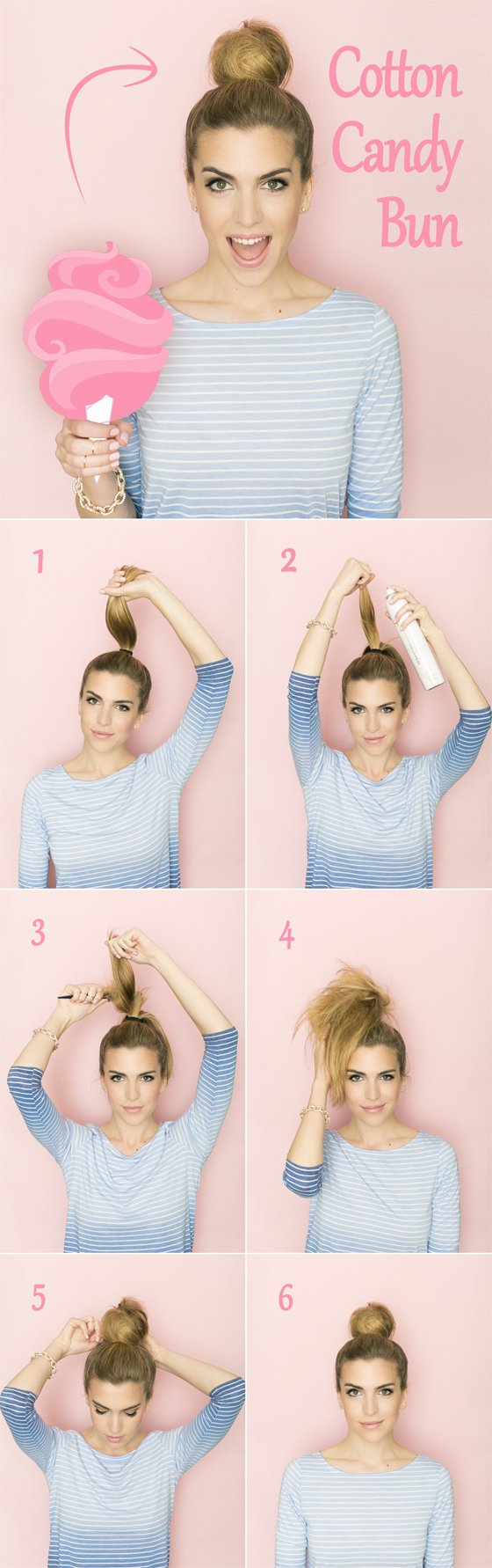 Lovely Hairstyle Tutorial for Long Hair