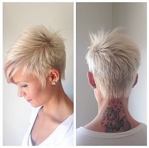 Top 5 Amazing Short Haircuts For Summer