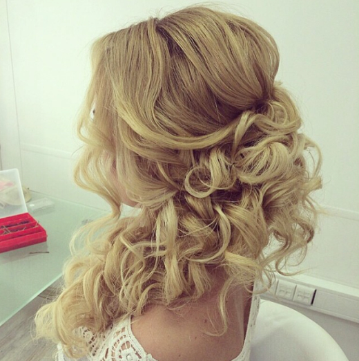 Bridal Wedding Hairstyles -10