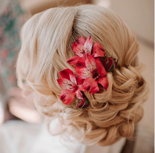 Bridal Wedding Hairstyles -13