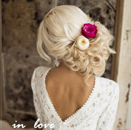 Bridal Wedding Hairstyles -14