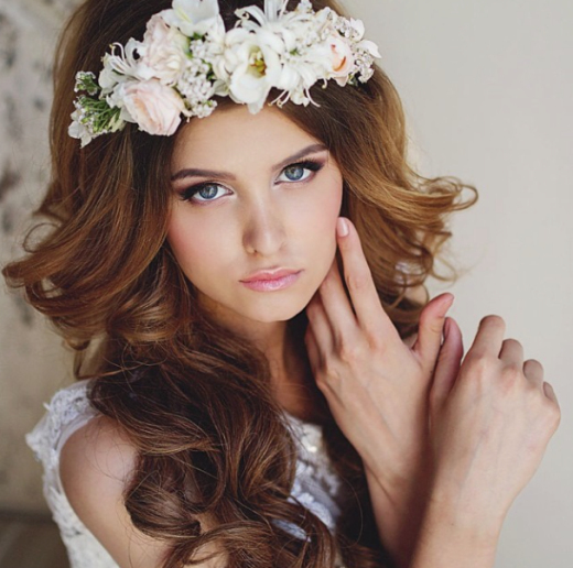 28 Prettiest Wedding Hairstyles: 26 Beautiful Wedding Hairstyles For Bridal