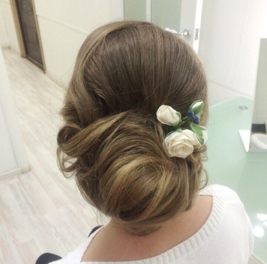 Bridal Wedding Hairstyles -18