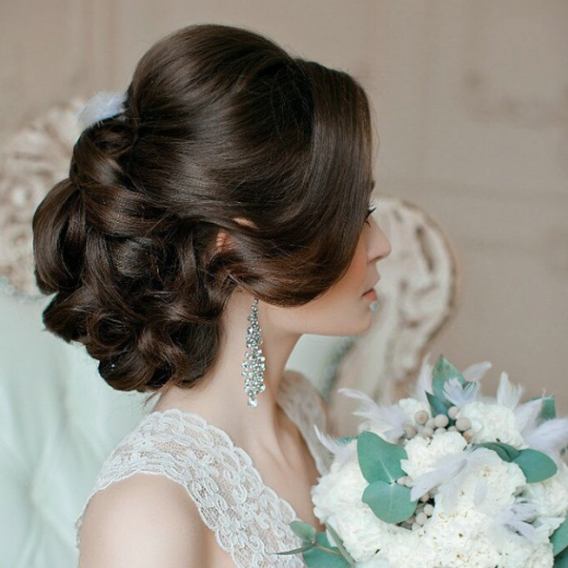 Bridal Wedding Hairstyles -19