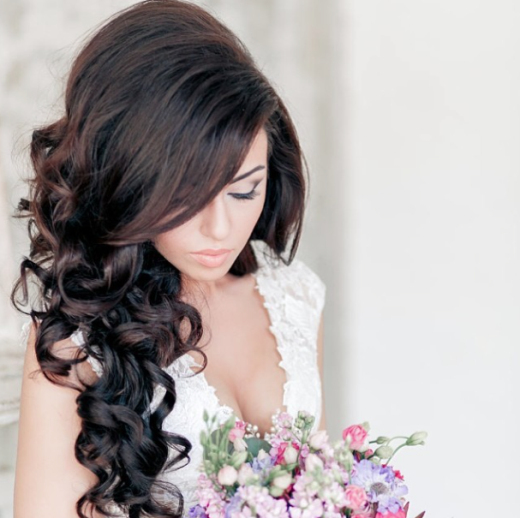 Bridal Wedding Hairstyles -2