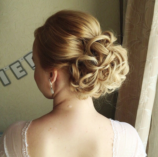 Bridal Wedding Hairstyles -22
