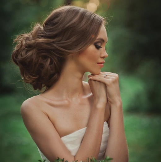 Bridal Wedding Hairstyles -23