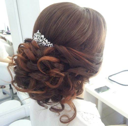 Bridal Wedding Hairstyles -24