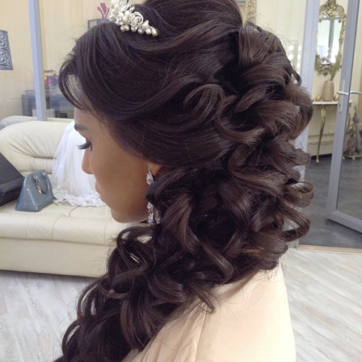 Bridal Wedding Hairstyles -27