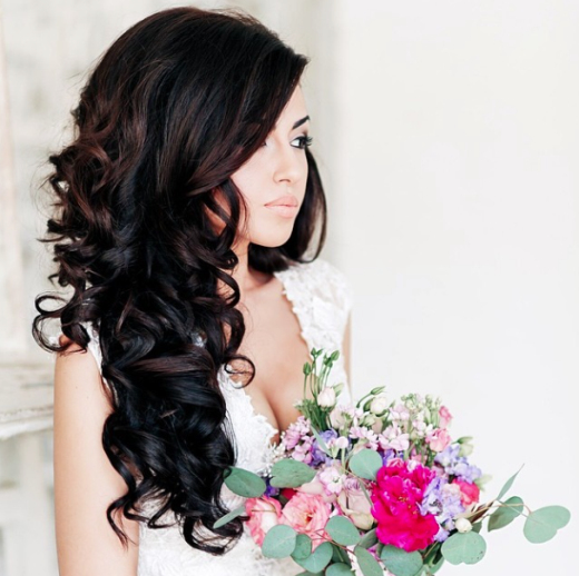 Bridal Wedding Hairstyles -3