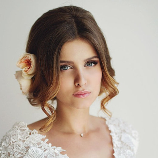 Bridal Wedding Hairstyles -4