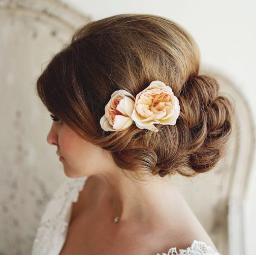 Bridal Wedding Hairstyles -5