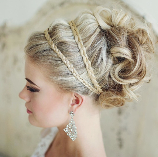 Bridal Wedding Hairstyles -7