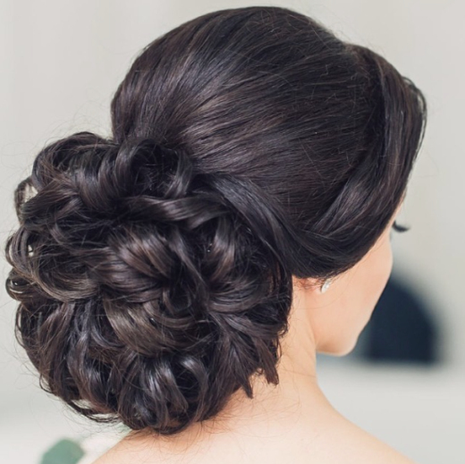 Bridal Wedding Hairstyles -9