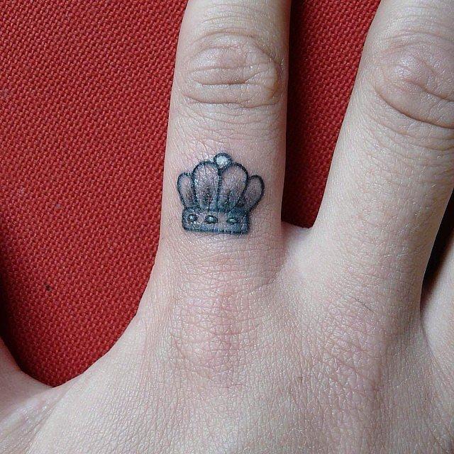 Crowning-Glory Tattoo