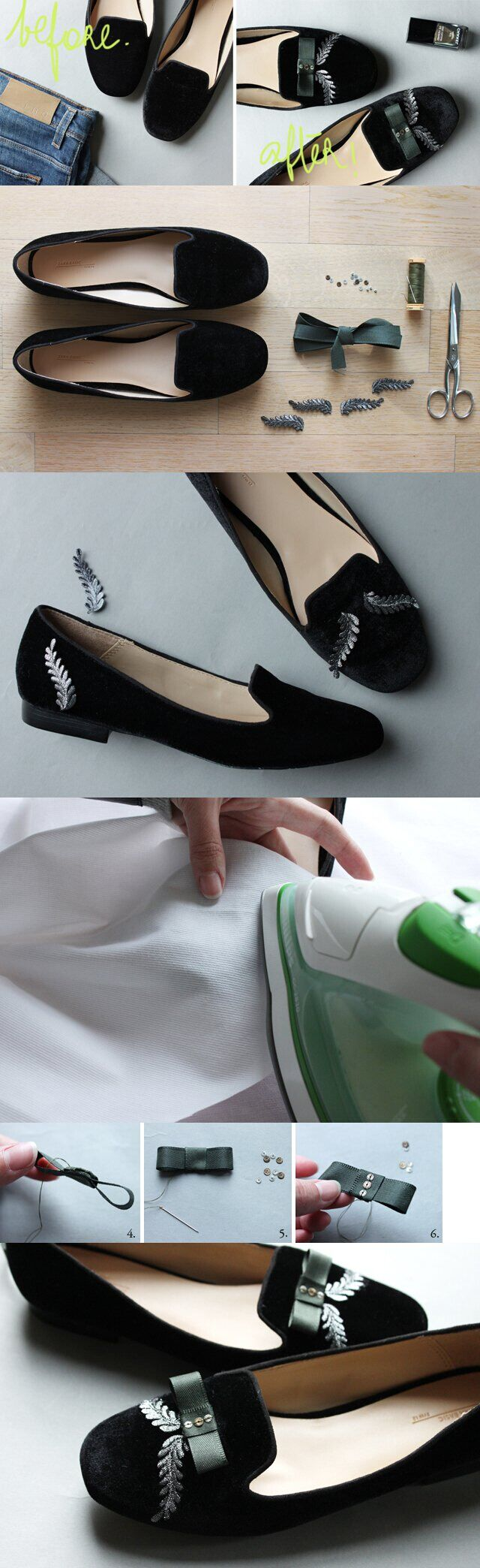 Cut Shoes Diy