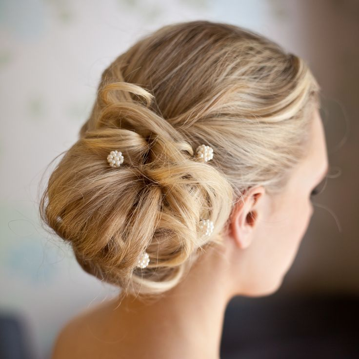 Elegant Hair for Wedding