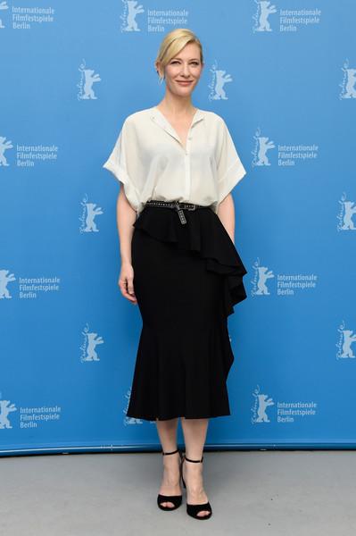 Givenchy Black Skirt