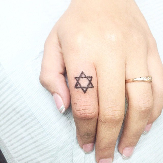 46 small tattoos designs for women tiny tattoos for for Tiny star tattoos