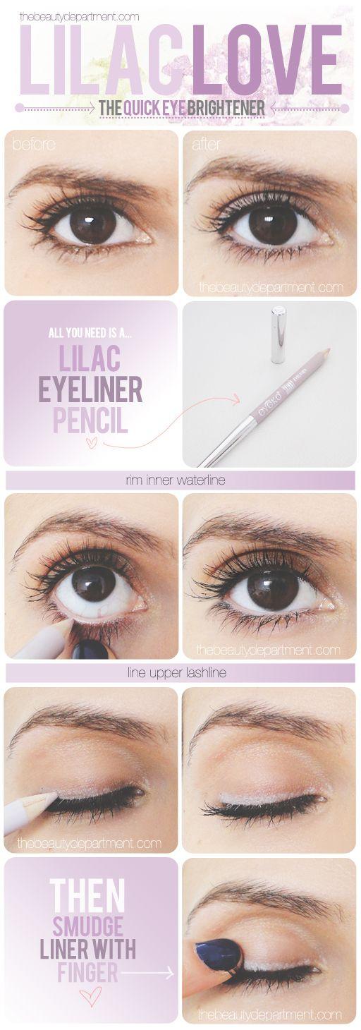 Eyeliner for brown eyes
