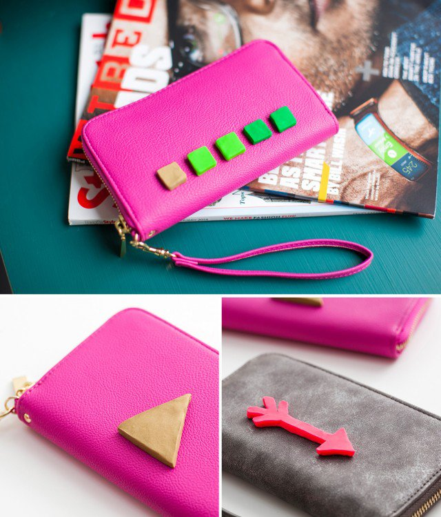 Chic Clutch DIY Idea