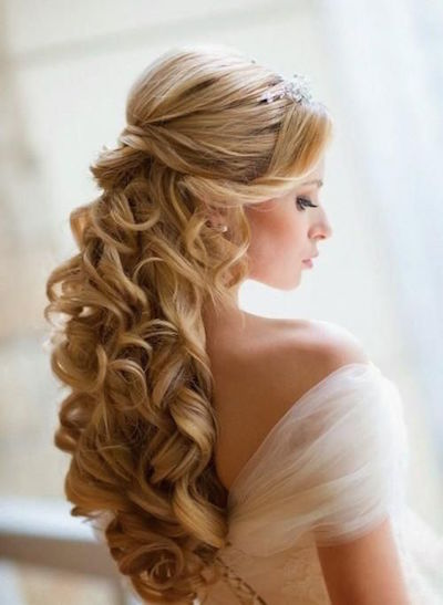 Ringlets Hairstyle