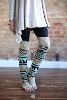 STYLES Aztec leggings