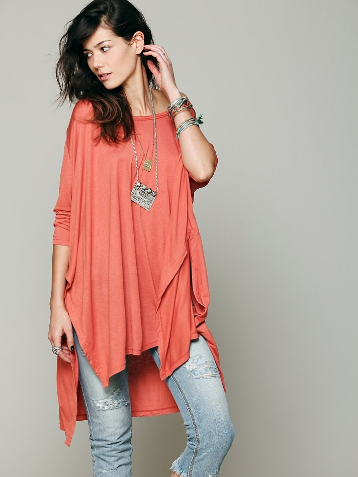 STYLES oversized T-shirt