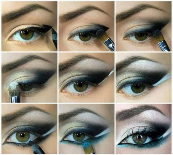 Stylish Smoky Eye Makeup Tutorial