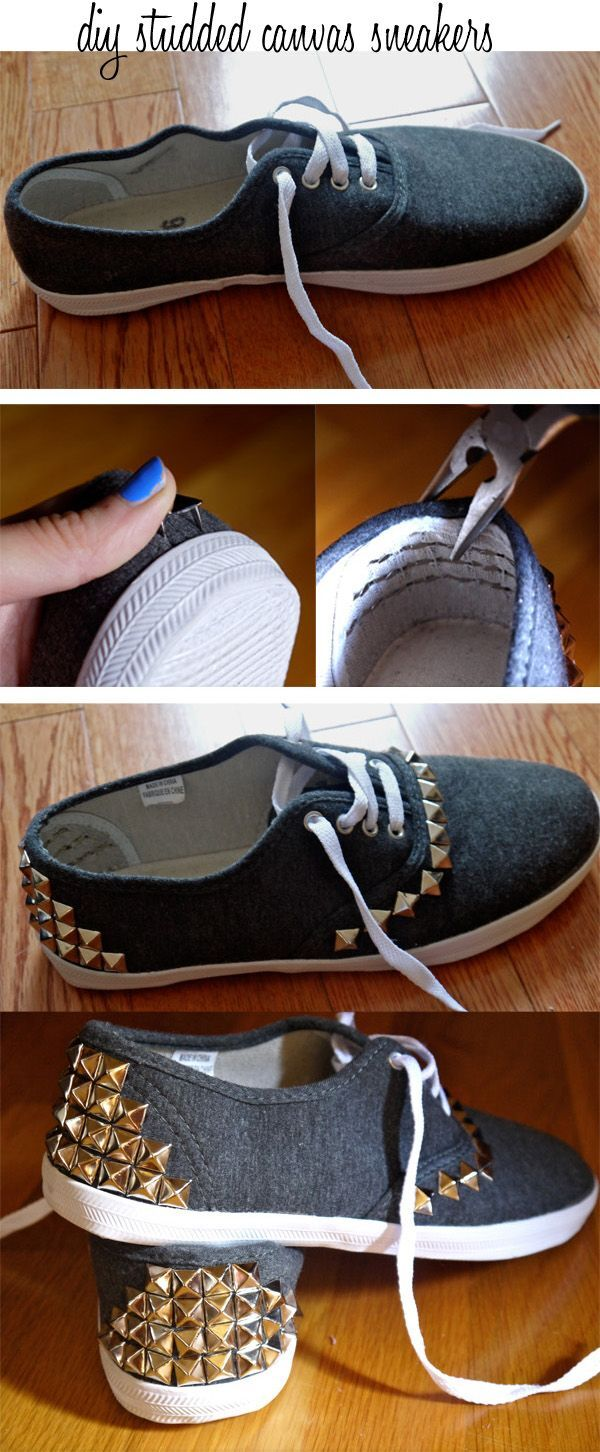 The Most Creative DIY Sneakers