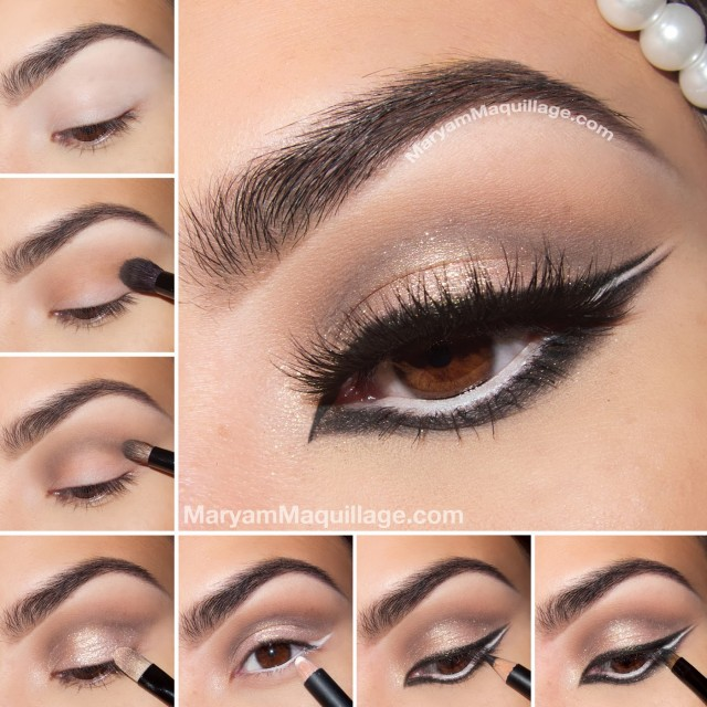 Fashionable Makeup Tutorial for 2015